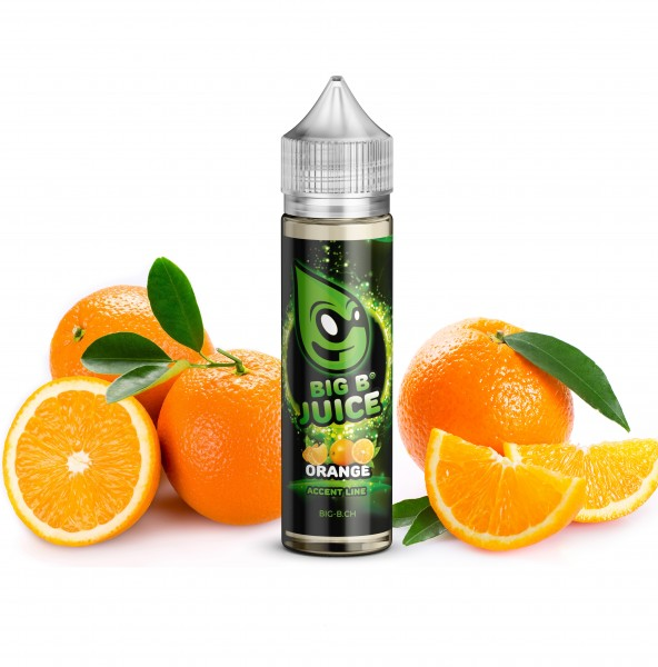 BIG B Juice Accent Line Orange 50ml
