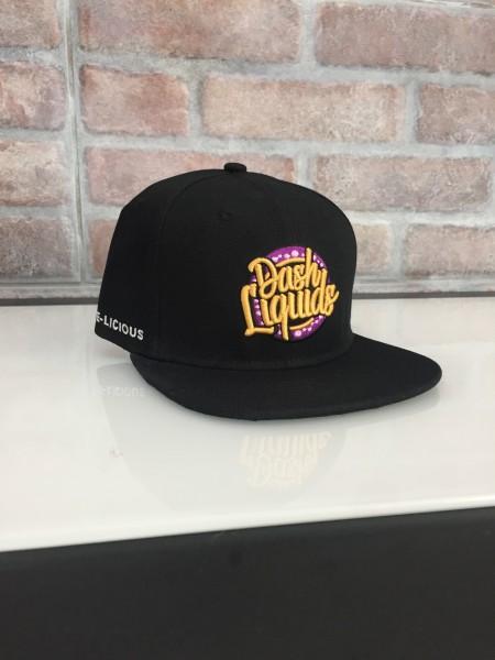 Dash Liquids Snap Back Cap