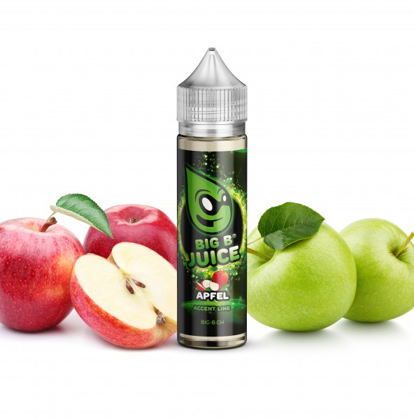 BIG B Juice Accent Line Apple 50ml