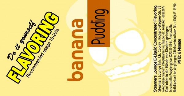 Banana Pudding Aroma