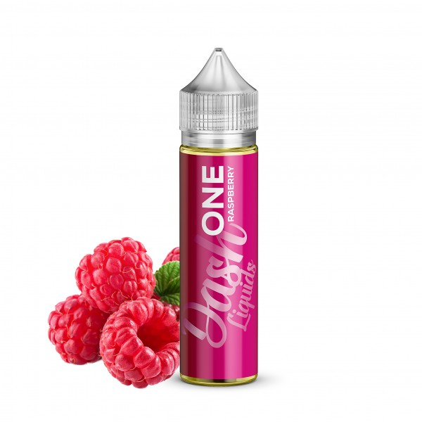 Dash One Raspberry -- ONE Flavor-ONE Taste-ONE Choice-