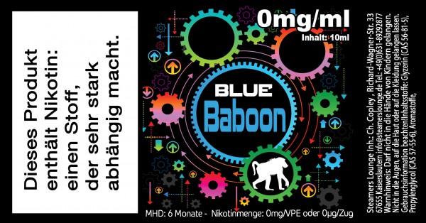 Blue Baboon