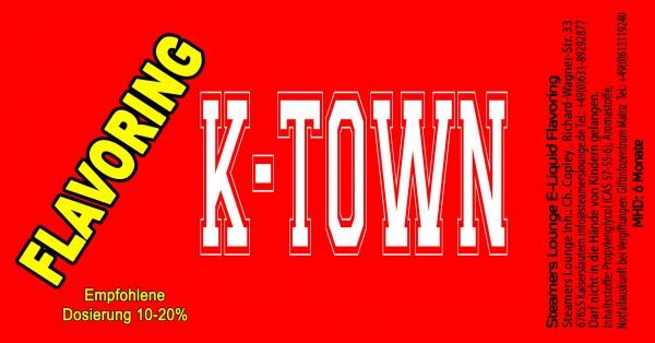 K-Town Aroma