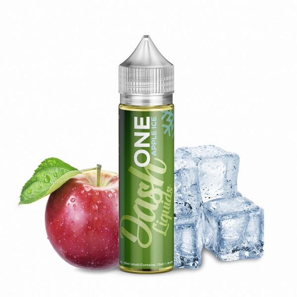 Dash One Apple ICE -- ONE Flavor-ONE Taste-ONE Choice