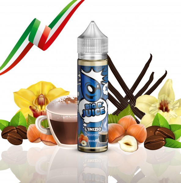 BIG B Juice Pura Vida L`Inizio 50ml