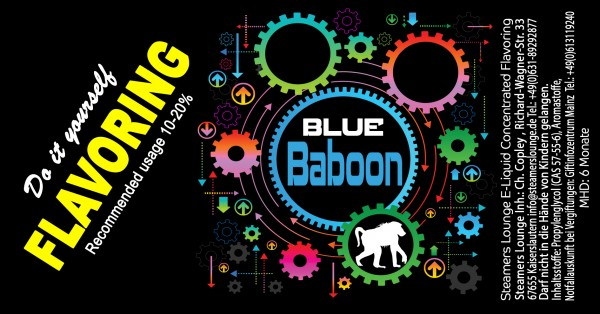 Blue Baboon Aroma