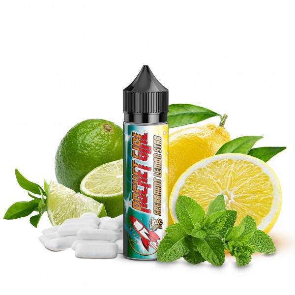 Spearmint Lemon Star