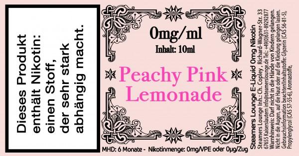 Peachy Pink Lemonade