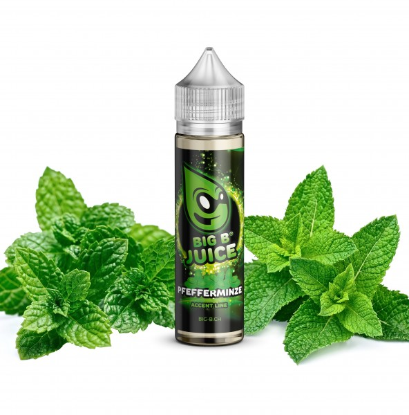 BIG B Juice Accent Line Peppermint 50ml