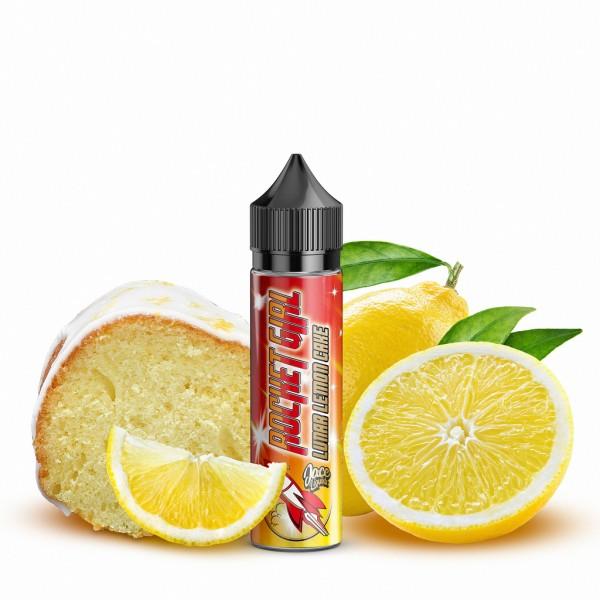 Lunar Lemon Cake