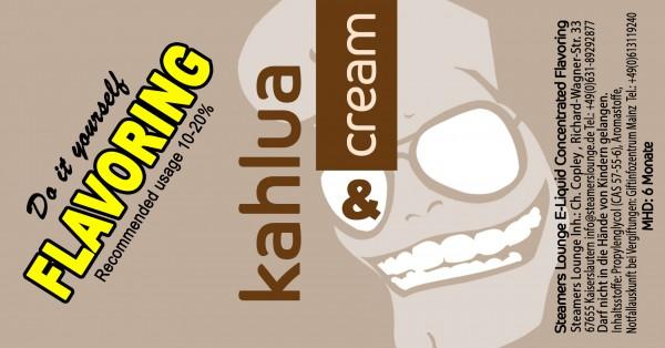 Kahlua and Cream Aroma