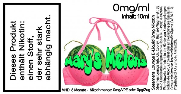 Marys Melons