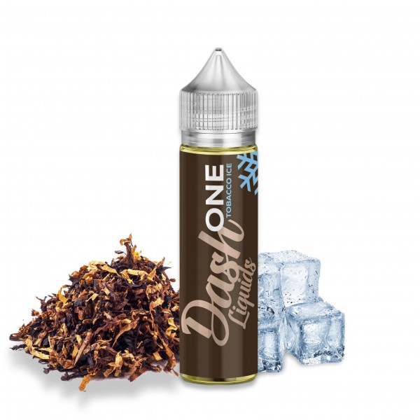 Dash One Tobacco Ice -- ONE Flavor-ONE Taste-ONE Choice