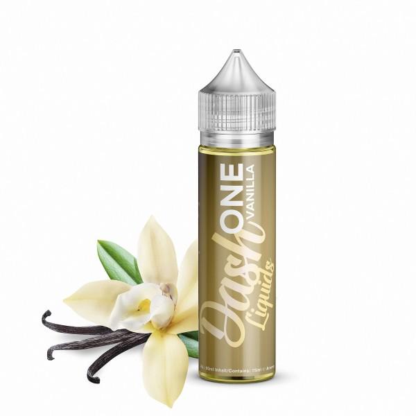 Dash One Vanilla -- ONE Flavor-ONE Taste-ONE Choice