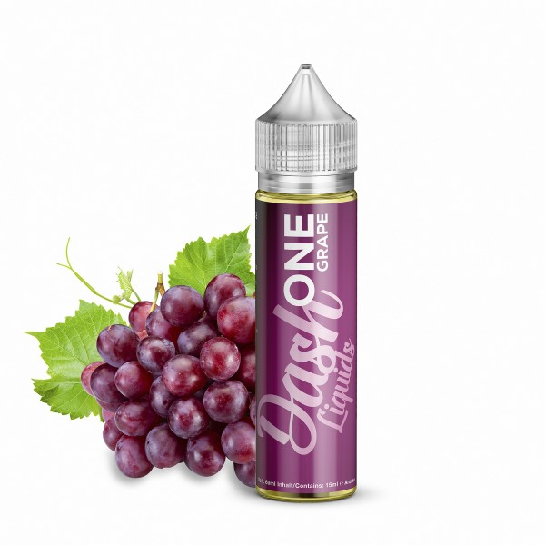 Dash One Grape -- ONE Flavor-ONE Taste-ONE Choice