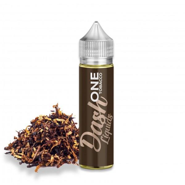 Dash One Tobacco -- ONE Flavor-ONE Taste-ONE Choice